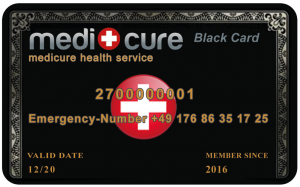 Medicure Black Card