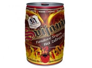 Bier Fass 5l Svijansky Fanda