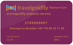 Travelgoldfly Platinum Card
